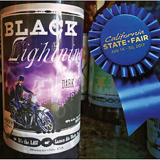 black lightning dark lager