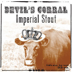devil's corral imperial stout