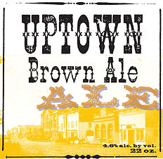 uptown brown ale