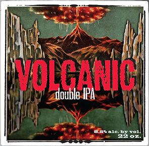 volcanic double ipa