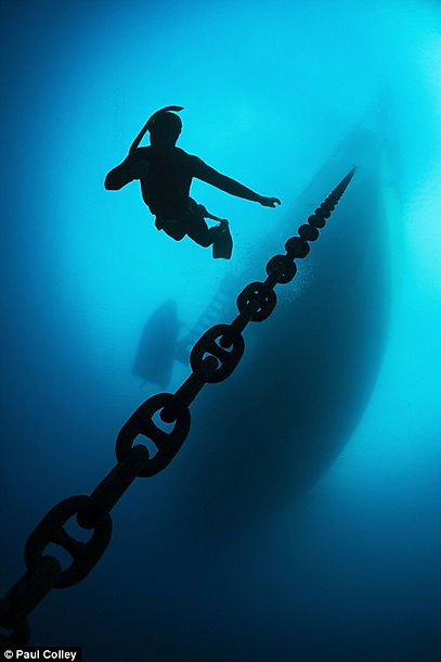 Chain Underwater Diver.jpeg