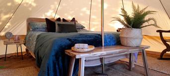 Glamping Bell Tent Ty Cynan