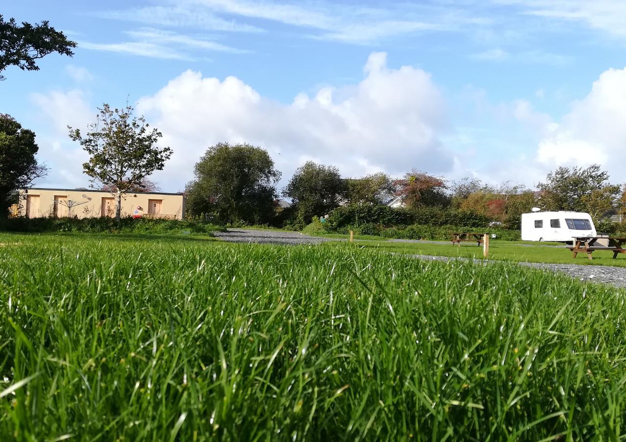 A quiet rural site_