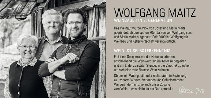 Weingut Wolfgang Maitz