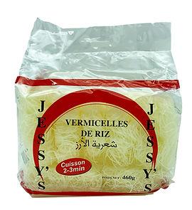 Vermicelles de riz 460g Jessy's copie.jp