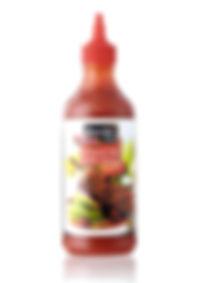 XO_Sriracha Hot Chilli Sauce (Super Hot)