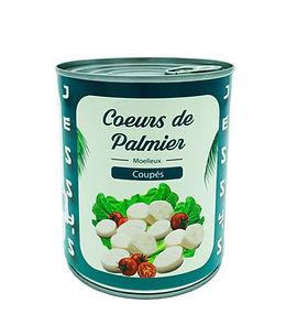 Coeur de Palmier Coupe Grand Format Jess