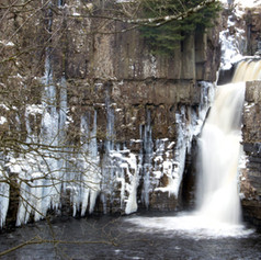 High Force Waterfall, Forest-in-Teesdale