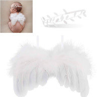 Newborn Angel Wings
