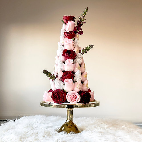 Deluxe Strawberry Tower
