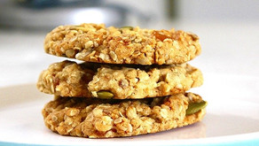 Banana-Oat Cookies