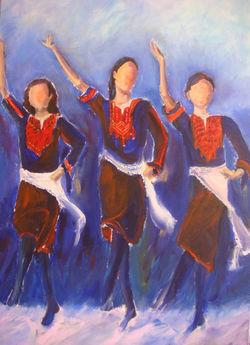Dabkeh Dancers 1