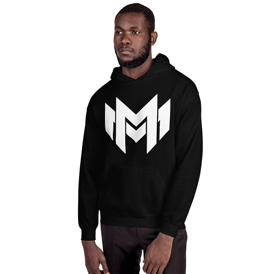 Unisex Hoodie (Man Made Men)