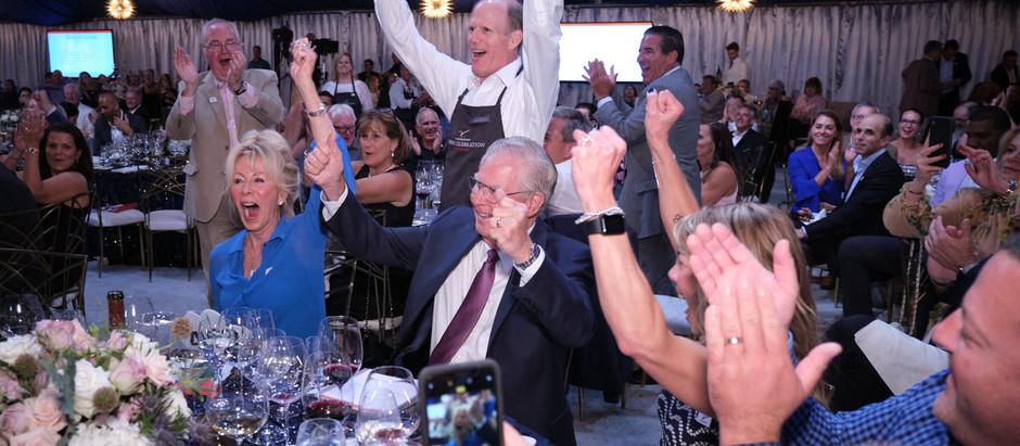 V Foundation Wine Celebration 2019