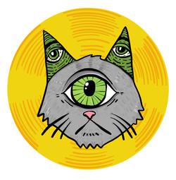 Illuminati Cyclops Cat