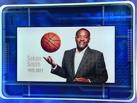 Atlanta Hawks Announce Tributes To Sekou Smith Hawks to Permanently Honor His Memory