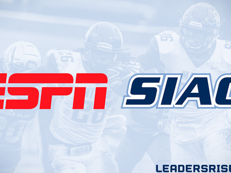 SIAC &  ESPN AGREE TO MULTI-YEAR MEDIA RIGHTS EXTENSION