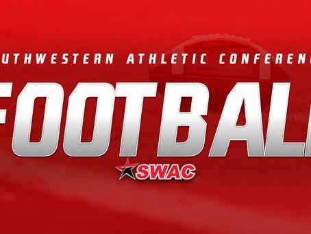 SWAC Postpones 2020 Football Virtual Media Days