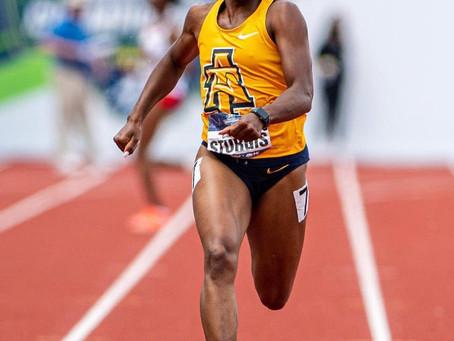 North Carolina A&T Sprinter, Cambrea Sturgis Ending Collegiate Career To Go Professional