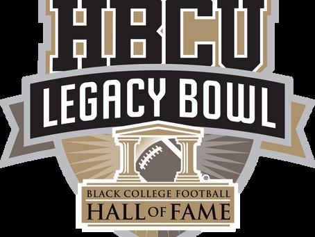 Black College Football Hall of Fame Announces Establishment of the HBCU Legacy Bowl
