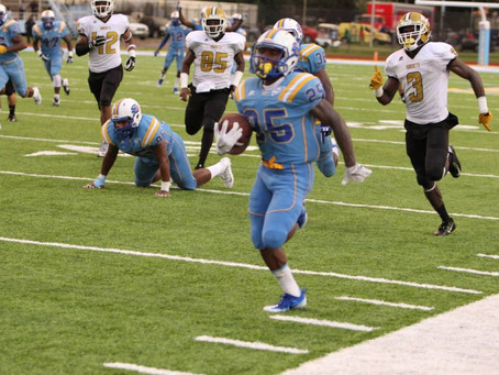 Alabama State Hornets Open the Season At Home Against Southern Jaguars
