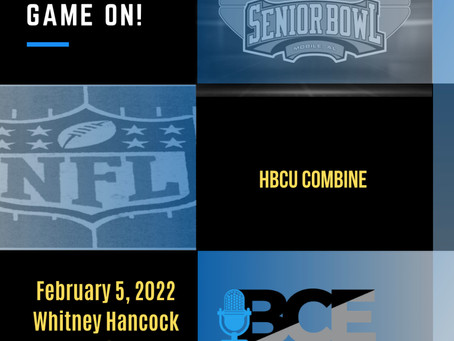 The Reese's Senior Bowl and NFL to Host HBCU Combine