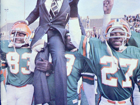 Legendary Florida A&M Head Coach Rudy Hubbard To Be Inducted Into The College Football Hall Of Fame