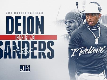 Coach Prime Announces Coaching Staff for 2021