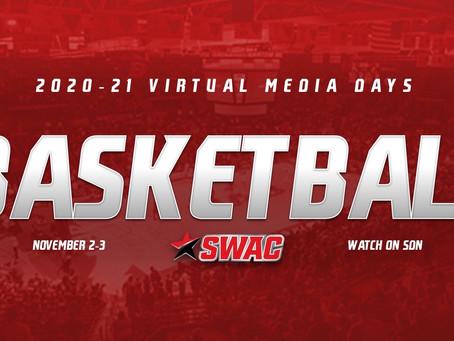 Cricket Wireless SWAC Women's Basketball Virtual Media Days set for Nov. 2-3