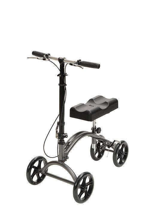 Knee scooter rental, knee walker, knee scooter, alternative to crutches.