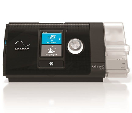 AirSense™ 10 Elite with HumidAir™ Product #37205 CPAP
