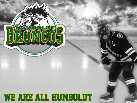 SMH Supports Humboldt Broncos
