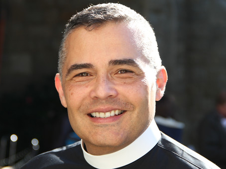 St. Luke's Welcomes Antonio Gallardo