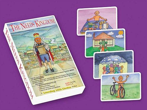 The Needs Kingdom Classpack of 4 sets