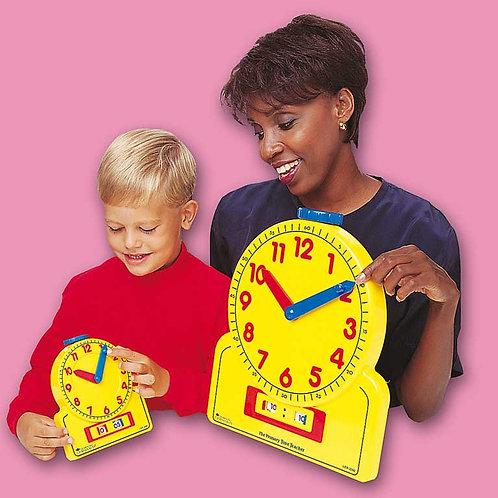 Learning Clock - Teachers