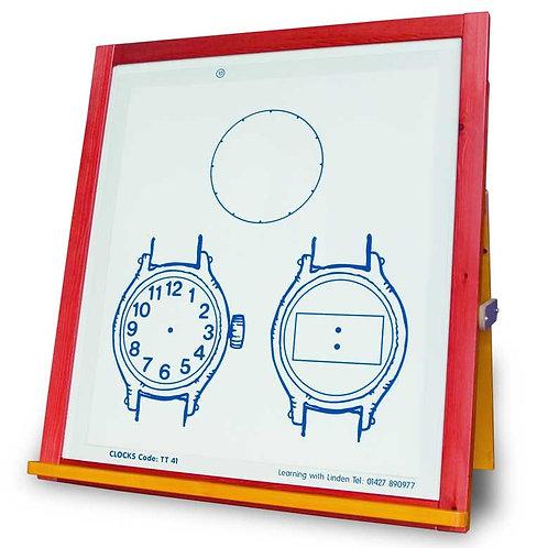 Clocks Overlay