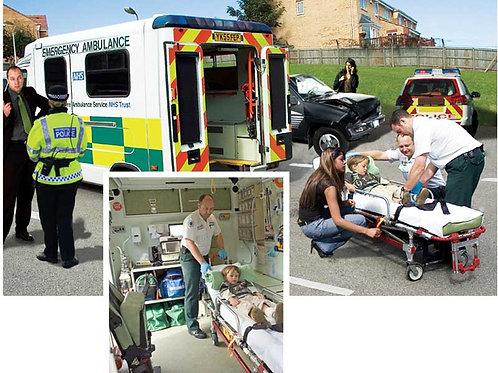 Ambulance Scene Setters - medium