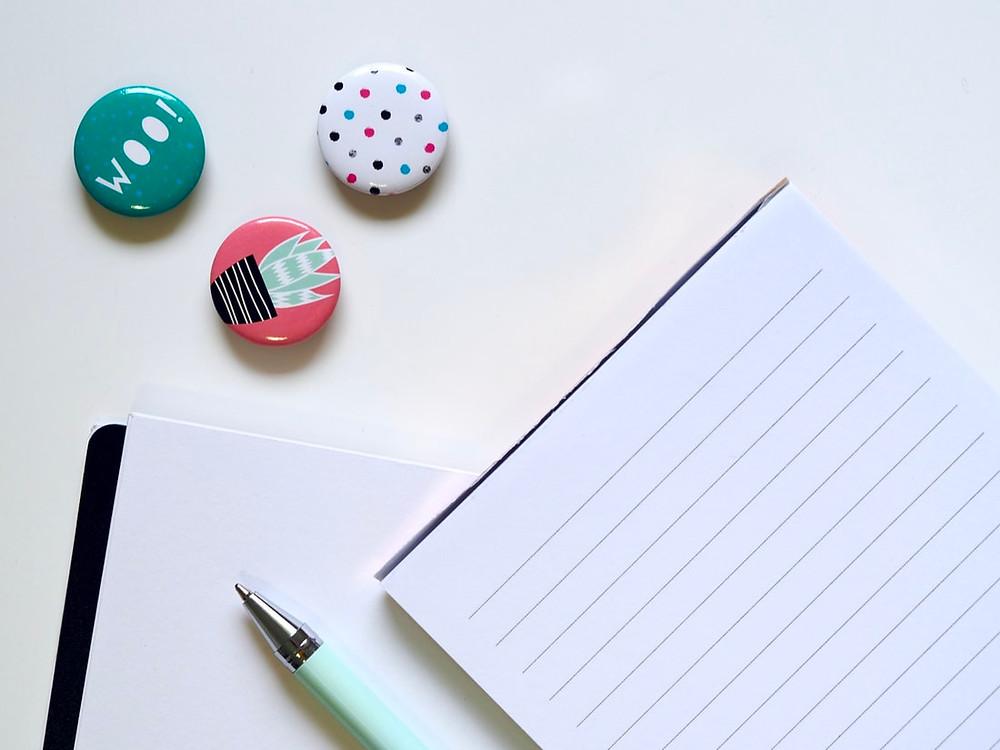 Adding personality to writing