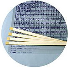 Pack of Full Range of 28 Overlays - with battens
