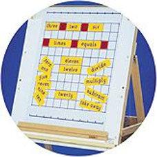 Number & Operation Words-Number words II