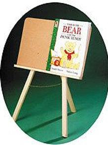 Budget Big Book Easel - Varnished