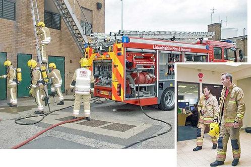 Fire Service Scene Setters - medium