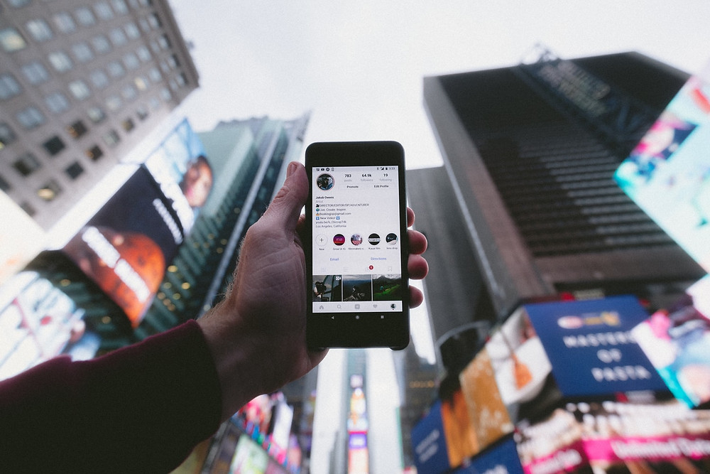 Social Media Content Creating