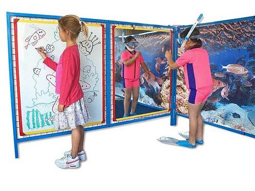 Whiteboard Insert Panel