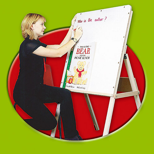 Freestanding Big Book Whiteboard