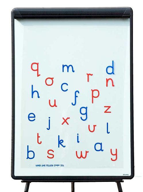 Find Letter Overlay