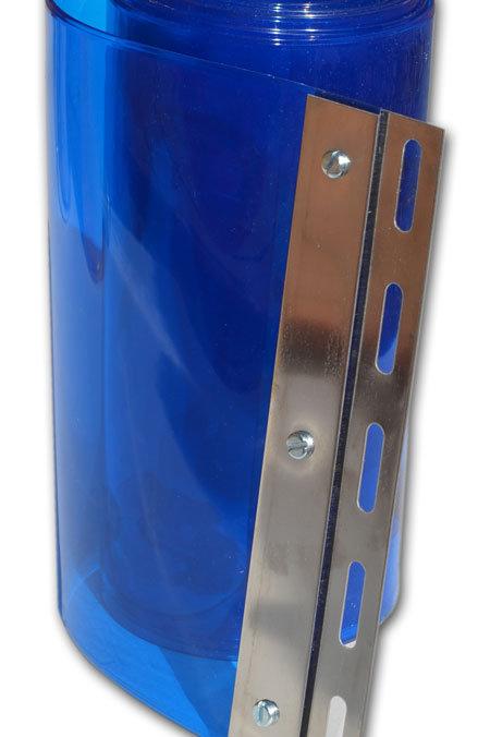 PVC Strips - BLUE (for strip doors)