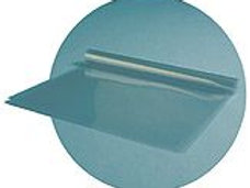 Pack of 10 Clear Overlays - with battens