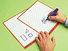 Work Cards-Dots - Pack of 6