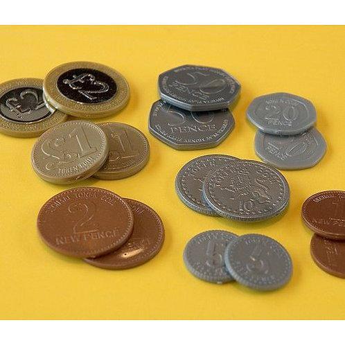 Play Coins - bulk pack